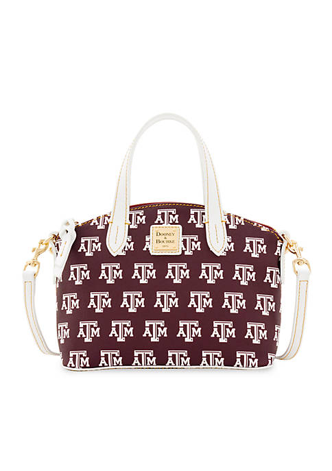 "Dooney & Bourke Texas A&M ""Ruby"" Mini Crossbody"