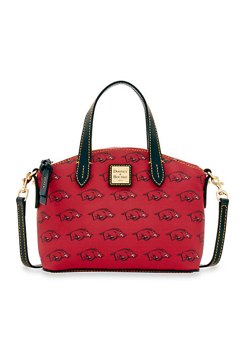 "Dooney & Bourke Arkansas ""Ruby"" Mini Crossbody Satchel"