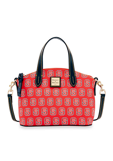"Dooney & Bourke NC State ""Ruby"" Mini Crossbody"
