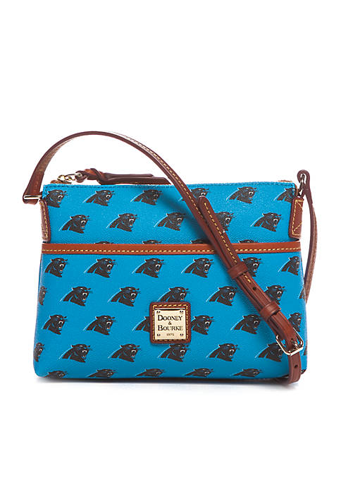 "Dooney & Bourke Carolina Panthers ""Ginger"" Crossbody"