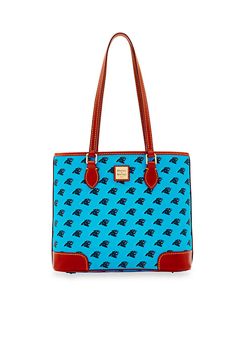 Dooney & Bourke Carolina Panthers Richmond Shopper