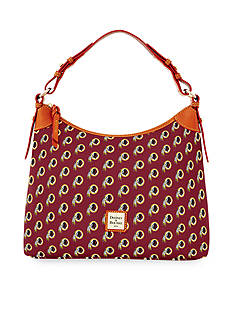 Dooney & Bourke Redskins Hobo Bag
