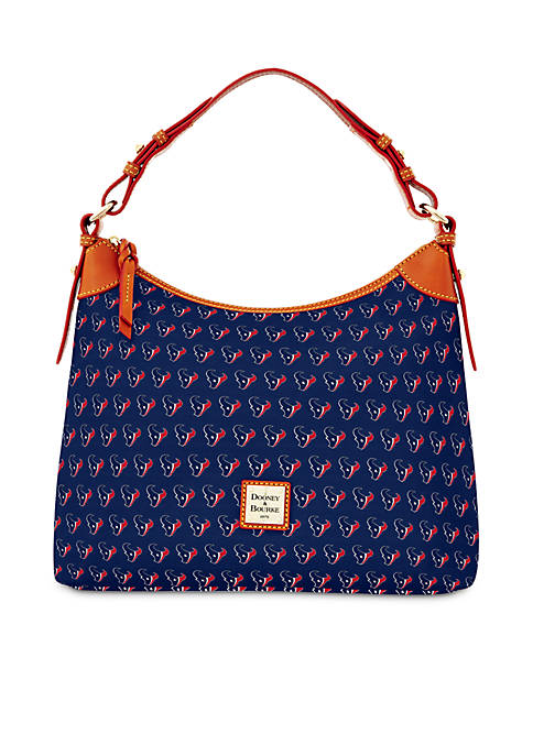 Dooney & Bourke Texans Hobo Bag