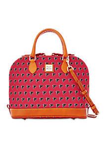 Falcons Zip Zip Satchel Bag