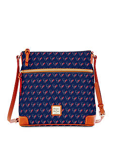 Dooney & Bourke Texans Crossbody Bag