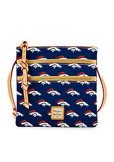 Dooney & Bourke Broncos Triple Zip