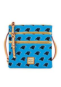 Dooney & Bourke Panthers Triple Zip