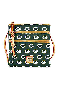 Dooney & Bourke Packers Triple Zip