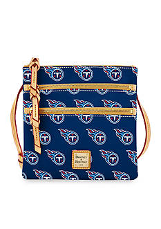 Dooney & Bourke Titans Triple Zip