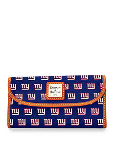 Dooney & Bourke Giants Continental Clutch