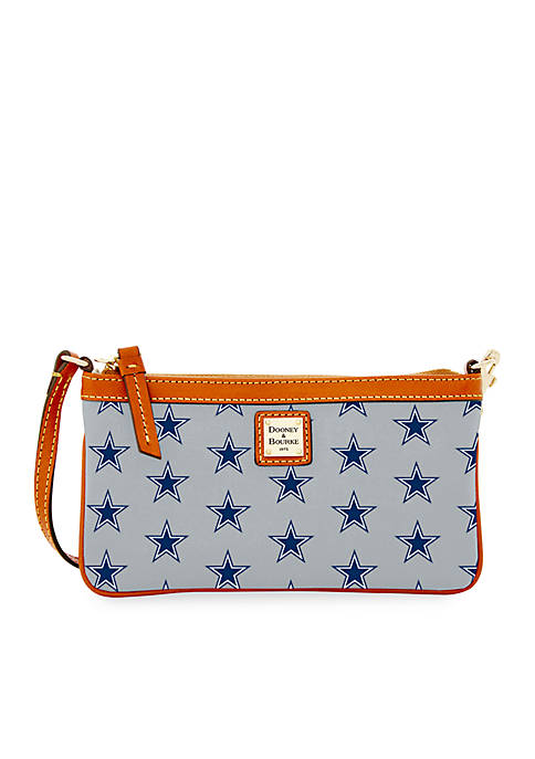Dooney & Bourke Cowboys Large Slim Wristlet