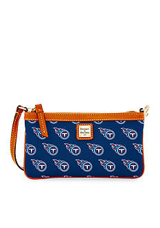 Dooney & Bourke Titans Large Slim Wristlet