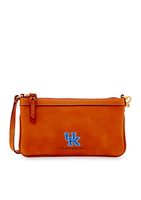 Dooney & Bourke Kentucky Wildcats Slim Wristlet