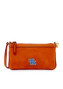 Kentucky Wildcats Slim Wristlet