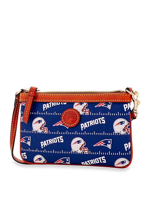 Dooney & Bourke Patriots Nylon Wristlet