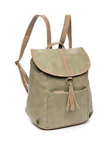 Brynn Tassel Backpack