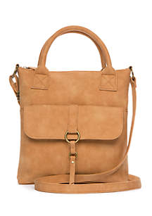 Josephine Double Handle Satchel