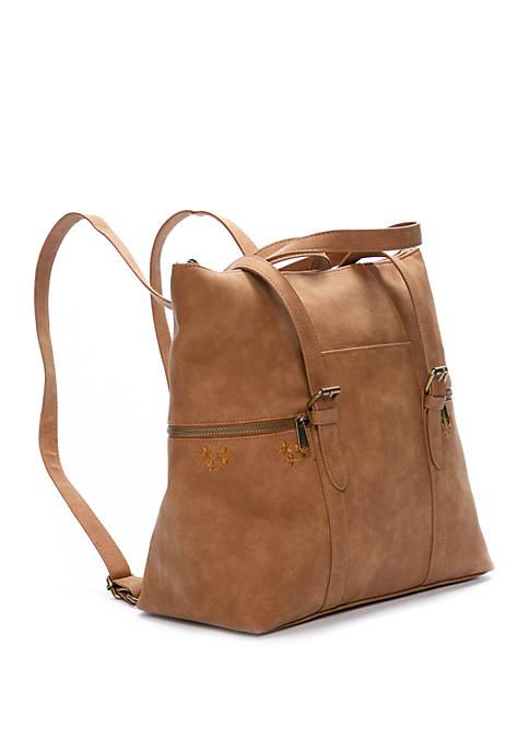 Double Handle Backpack