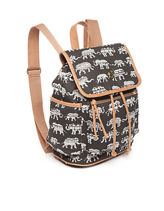 brand new 4728f d2f57 Red Camel®. Red Camel® Elephant Print Backpack