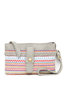 Red Camel® Wristlet With Braid