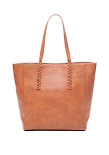 TRUE CRAFT Braided Tote