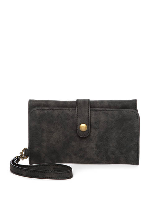 Phone Wallet Wristlet