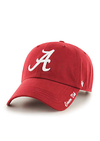 best deals on newest sale usa online 47 Brand Alabama Crimson Tide Miata Clean Up Baseball Cap   belk