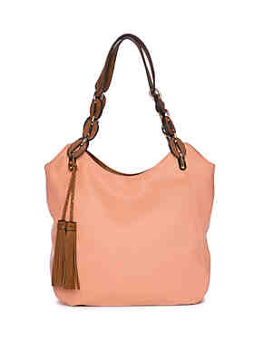 a54ce0937a43 New Directions® Shoulder Bag With Tassel ...