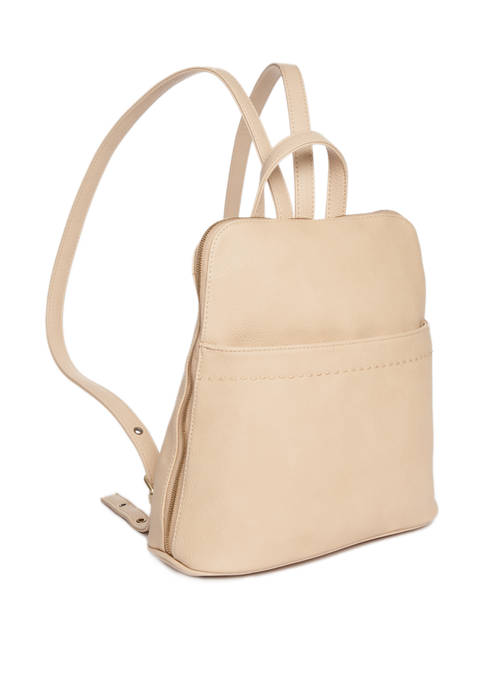New Directions® Pebbled Tote Backpack