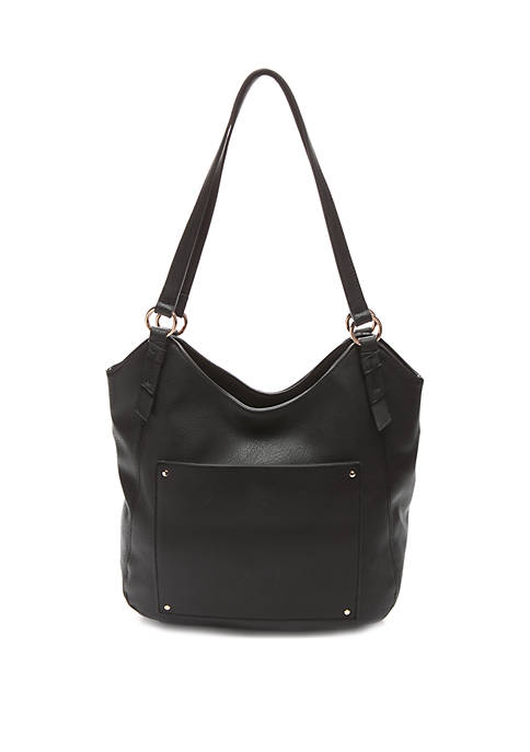 New Directions® 4 Poster Shoulder Bag with Pockets