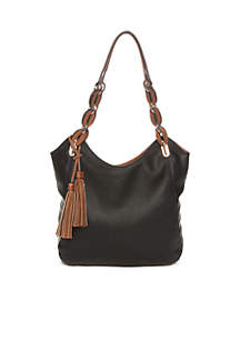 New Directions® Shoulder Bag With Tassel