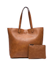 New Directions® Large Casual Shopper Tote