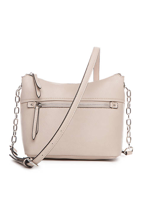 New Directions® Chelsea Chain Crossbody Bag