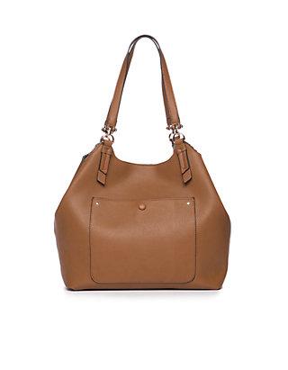 Key Item Shoulder Bag With Pouch