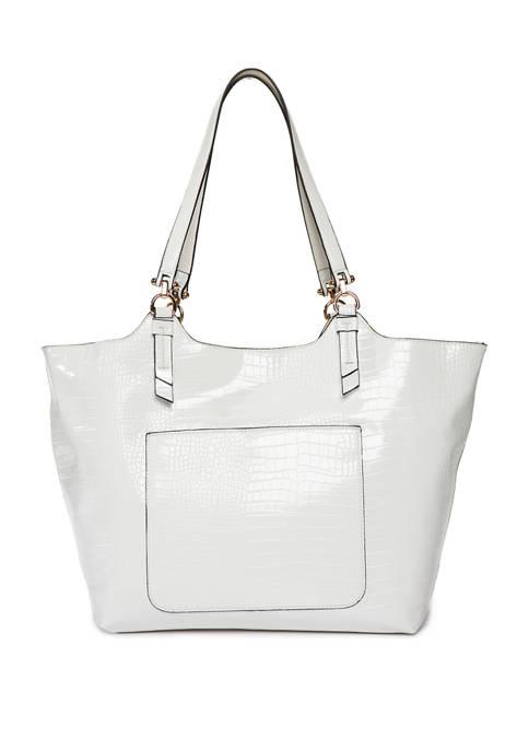 New Directions® Crocodile Key Item Shoulder Bag with