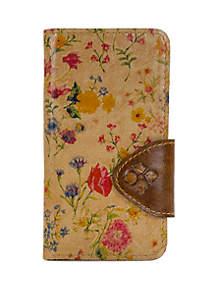 Patricia Nash Alassio Prairie Rose iPhone 8+ Case