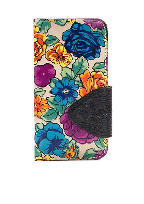 Patricia Nash Alessandria iPhone 8 Card Case