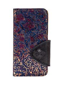 Patricia Nash Kimono Tapestry Alessandria iPhone 8 Card Case