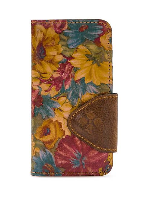 Patricia Nash Alessandria iPhone 8 Wallet Case