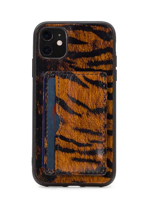 Patricia Nash Alvano iPhone 11 Phone Case