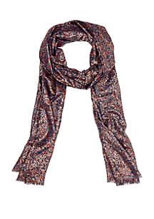 Patricia Nash Kimono Tapestry Scarf