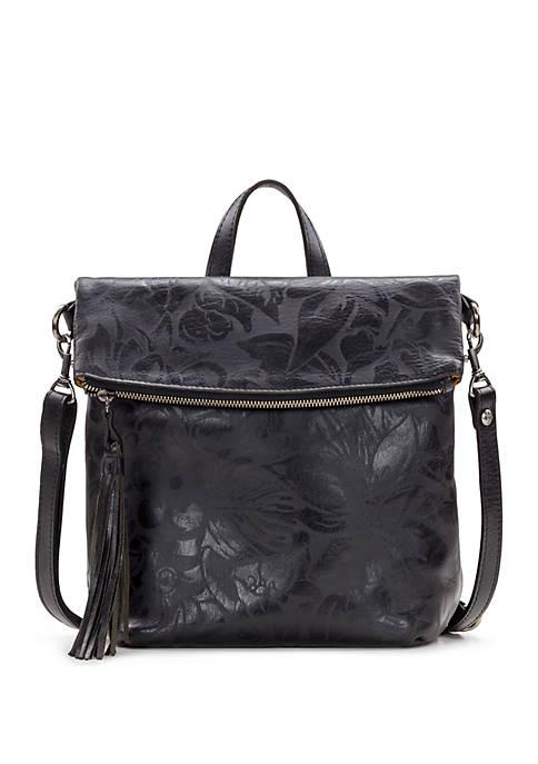 Patricia Nash Laser Floral Luzille Backpack