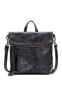 Laser Floral Luzille Backpack