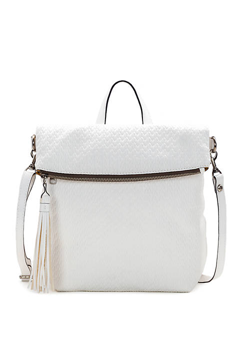 Luzille Twisted Braid Backpack