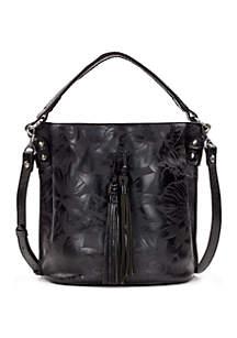 Patricia Nash Laser Floral Otavia Bucket Bag