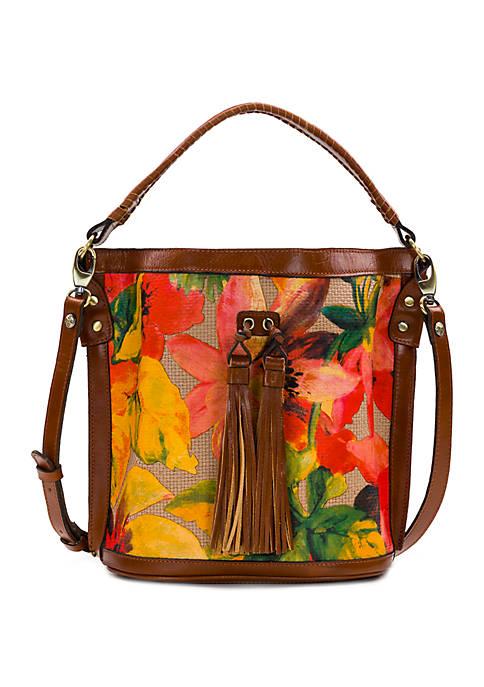 Patricia Nash Otavia Spring Multi Bucket Bag