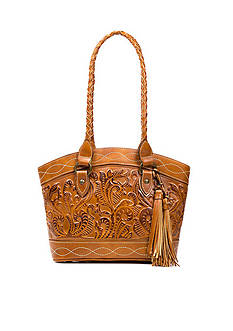 Patricia Nash Zorita Satchel Bag
