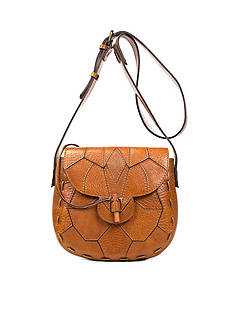 Patricia Nash Arcos Flap Crossbody Bag