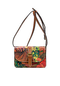 Patricia Nash Parisian Camo Torri Crossbody Bag