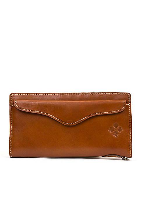 Patricia Nash Valentia Snap Wallet